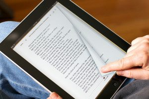 Tablet for eBooks