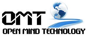 Logo for Open Mind Technologies