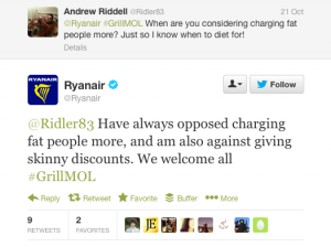 Michael O'Leary, Ryanair's CEO, Entertains With His Live Twitter Q&A Session