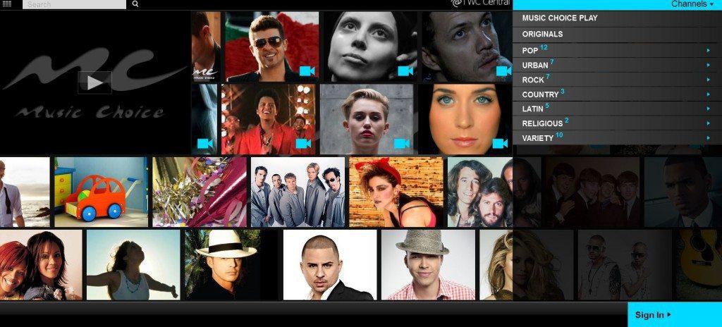 Muisc Choice A music programming value through media partnerships