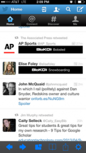Bloko is a spoiler app that blocks sports and TV information from your newsfeed