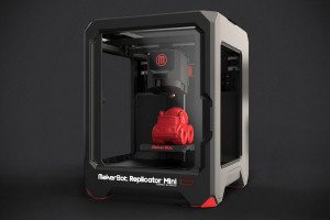 MakerBot 3D Printer: Replicator Mini