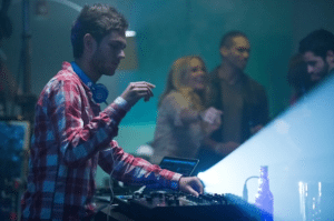 Zedd for Bud Light Platinum