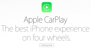 Apple CarPlay description