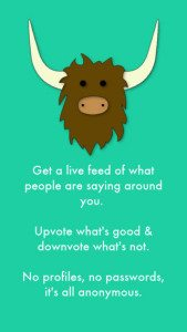 New App Yik Yak
