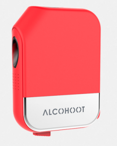 Alcohoot Smartphone Breathalyzer