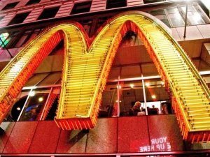 McDonalds Negative Reputation