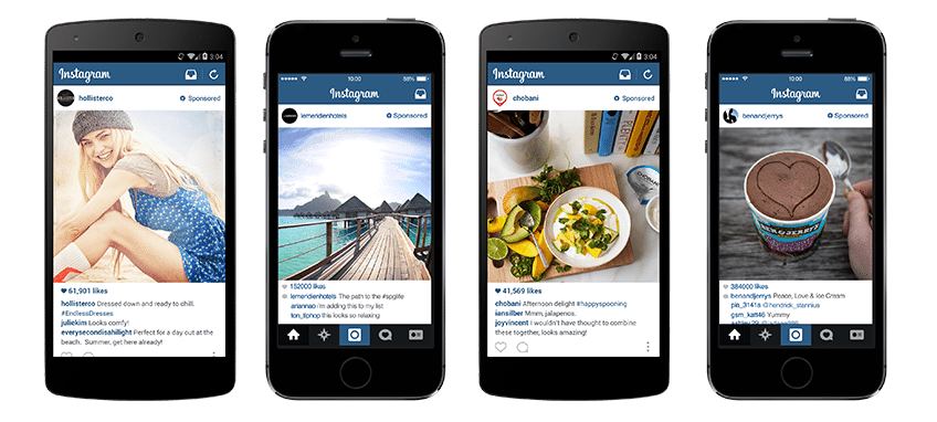 Image of Instagram Ad Examples