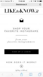 LIKEtoKNOW.it- Instagram's Best Shopping Tool