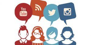 Bloggers Use Social Media