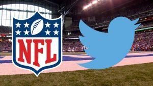 live NFL Twitter Simulcast