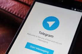 messaging app telegram