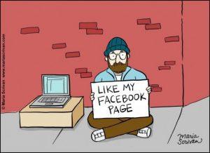 maximize facebook likes