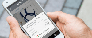 Pay with Google joins the mobile payment industry