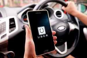 Uber app that hid a data breach affecting 75 million users.