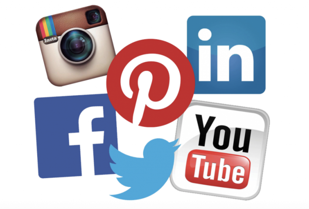 The top social networking channels