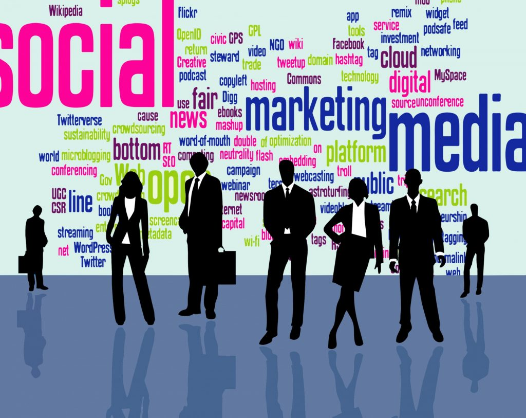 Digital marketing is now easier with the help of social media teams.
